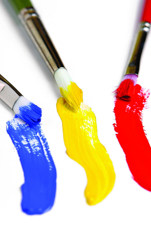 Ceracolors--Water-soluble wax paint