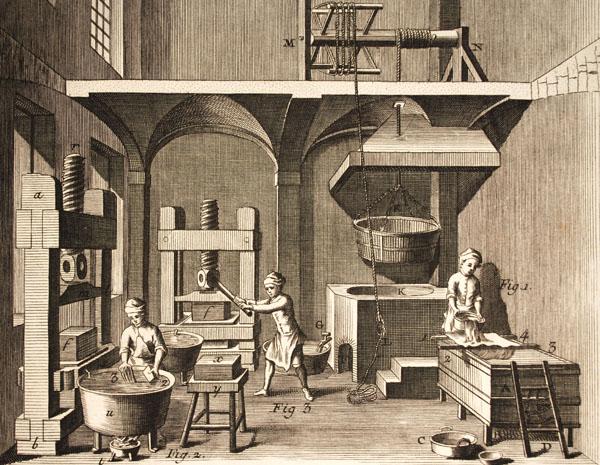 European Papermaking