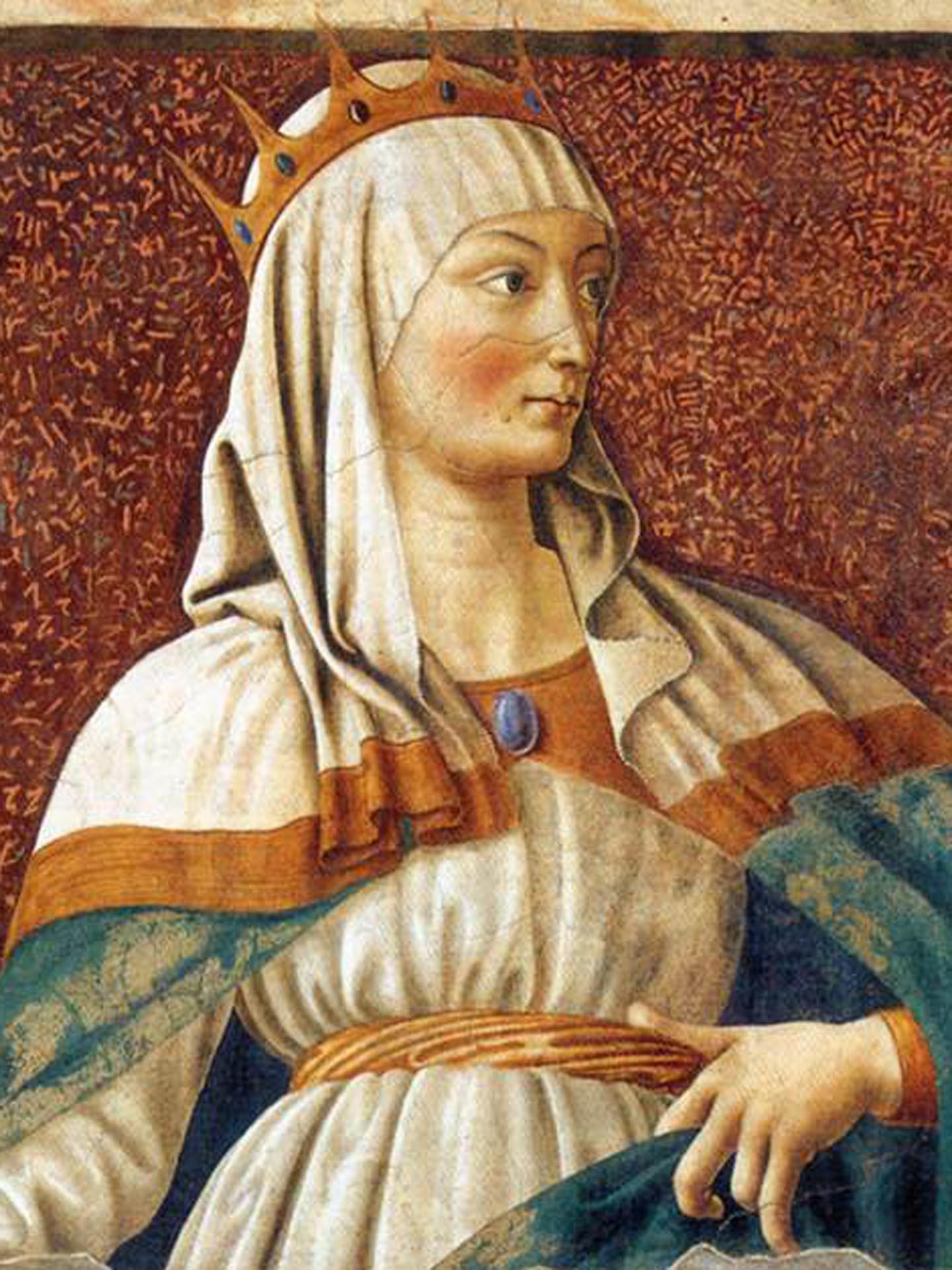 Andrea del Castagno, Queen Esther