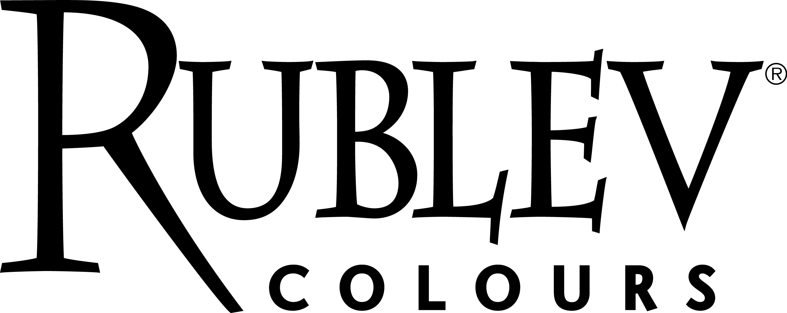 Rublev Colours Logo