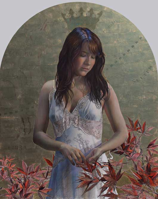 Jacqui (Corona) by Fred Wessel