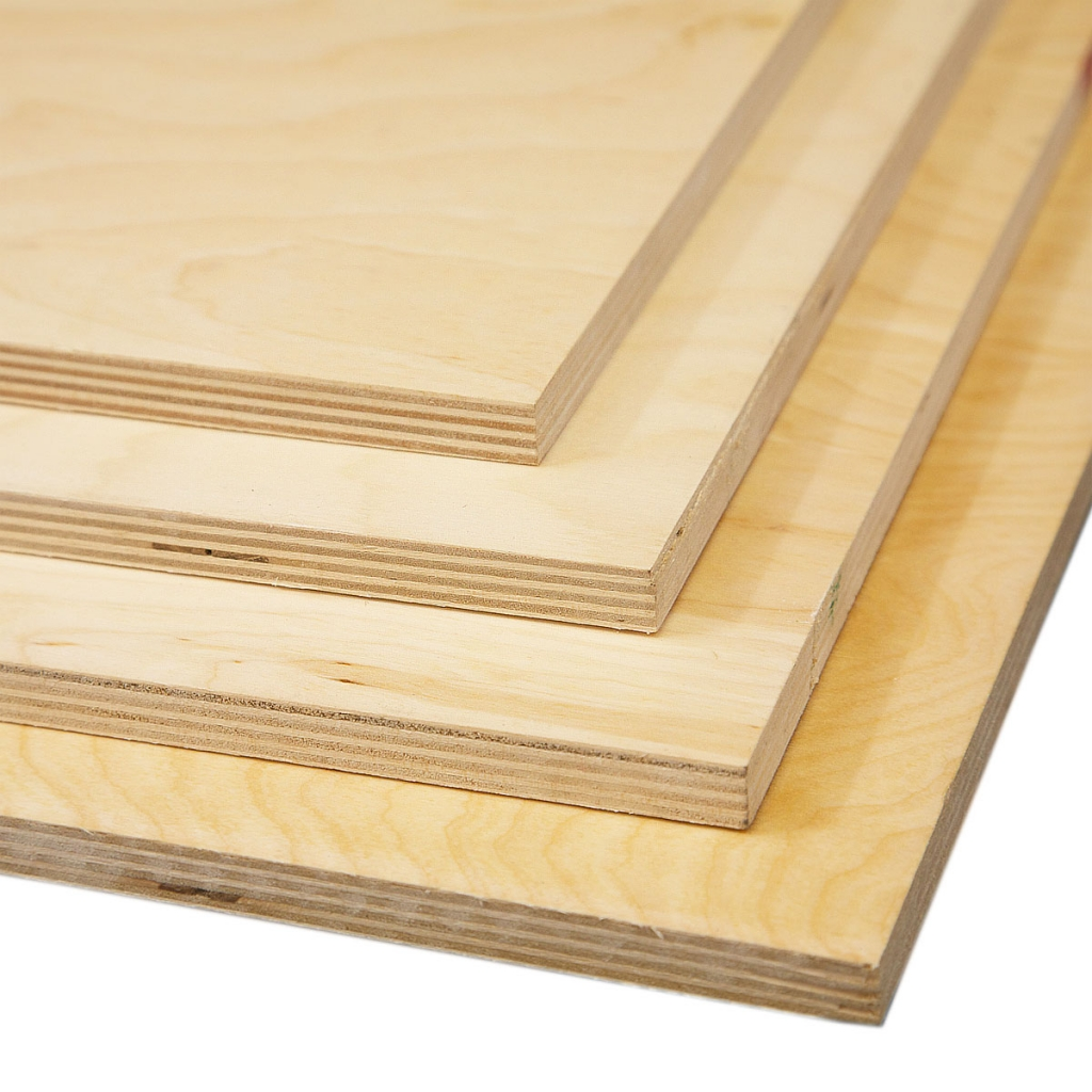 Birch Plywood Is A Por Hardwood Support For Painting