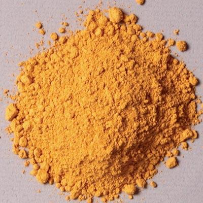 Pigment: Lemon Ocher