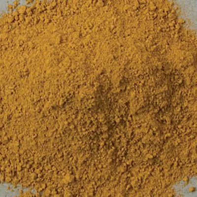 Rublev Colours Pigment: Ambrogio Yellow Earth