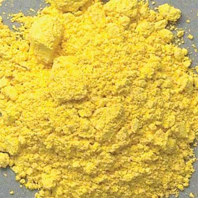 Pigment: Naples Yellow Light