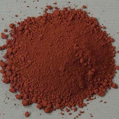 Pigment: Blue Ridge Hematite