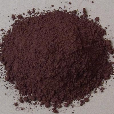Pigment: Rublev Micaceous Red Oxide
