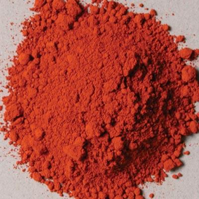 Pigment: Pozzuoli Red