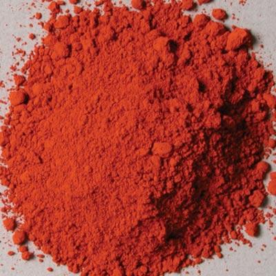 Pigment: Ercolano Red