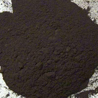 Pigment: Gilsonite