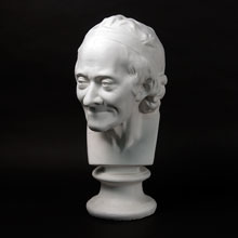 Drawing Plaster Cast: Voltaire