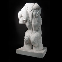 Drawing Plaster Cast: Male Torso