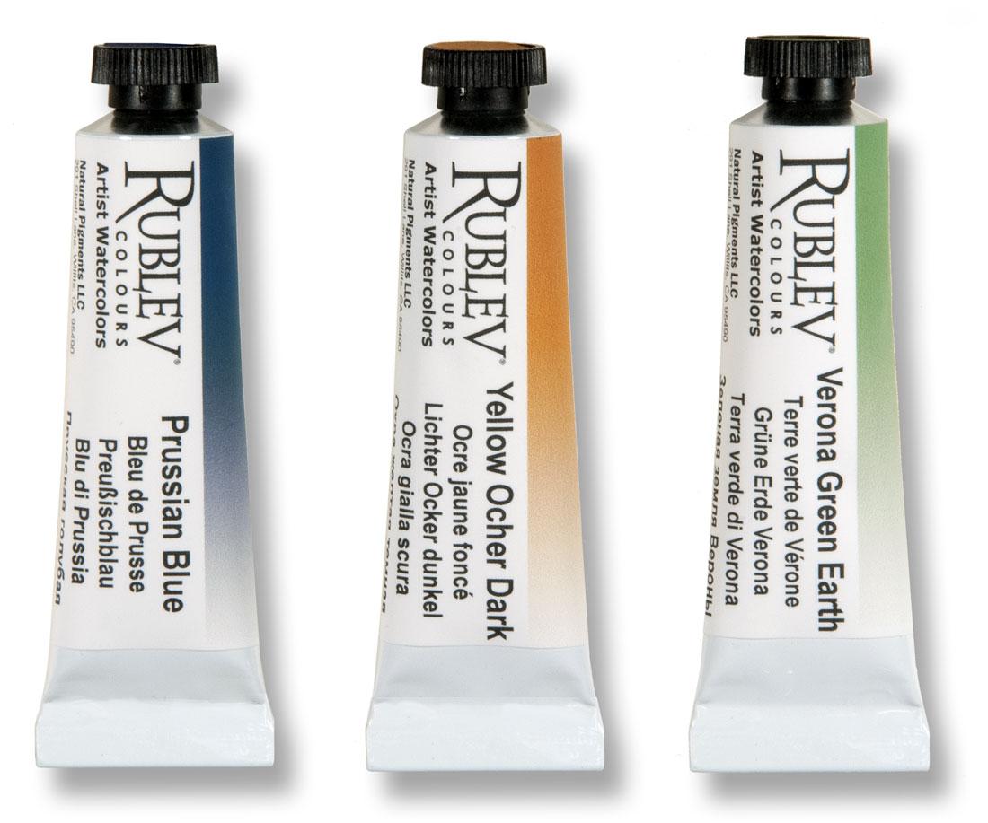 Rublev Colours Watercolors