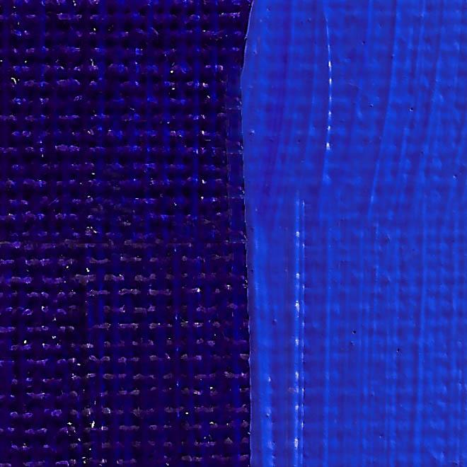 Ultramarine Blue (Red Shade)