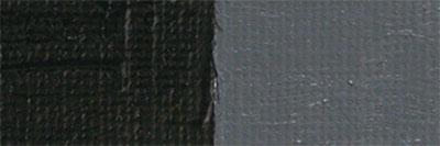 Rublev Colours Artists' Oils: Natural Black Oxide