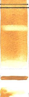 Rublev Watercolour Ambrogio Yellow Earth