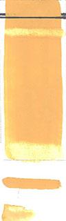 Rublev Colours Yellow Ocher Dark Watercolor