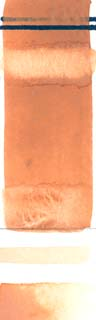 Rublev Watercolour Orange Ochre