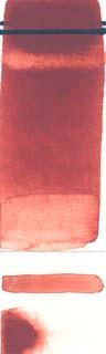 Rublev Watercolour Pozzuoli Red