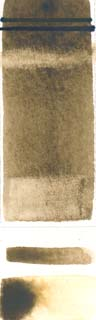 Rublev Colours French Raw Umber Watercolor