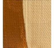 Rublev Colours Italian Yellow Earth Artist Oil (Swatch)