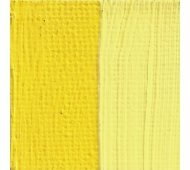 Rublev Colours Chrome Yellow Primrose Artist Oil (Swatch)