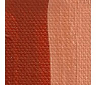 Rublev Colours Pozzuoli Red Artists Oil Swatch