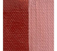 Rublev Colours Venetian Red Artists Oil Swatch